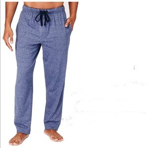 Hanes X-Temp Tagless Solid Knit Sleep Pant NIP